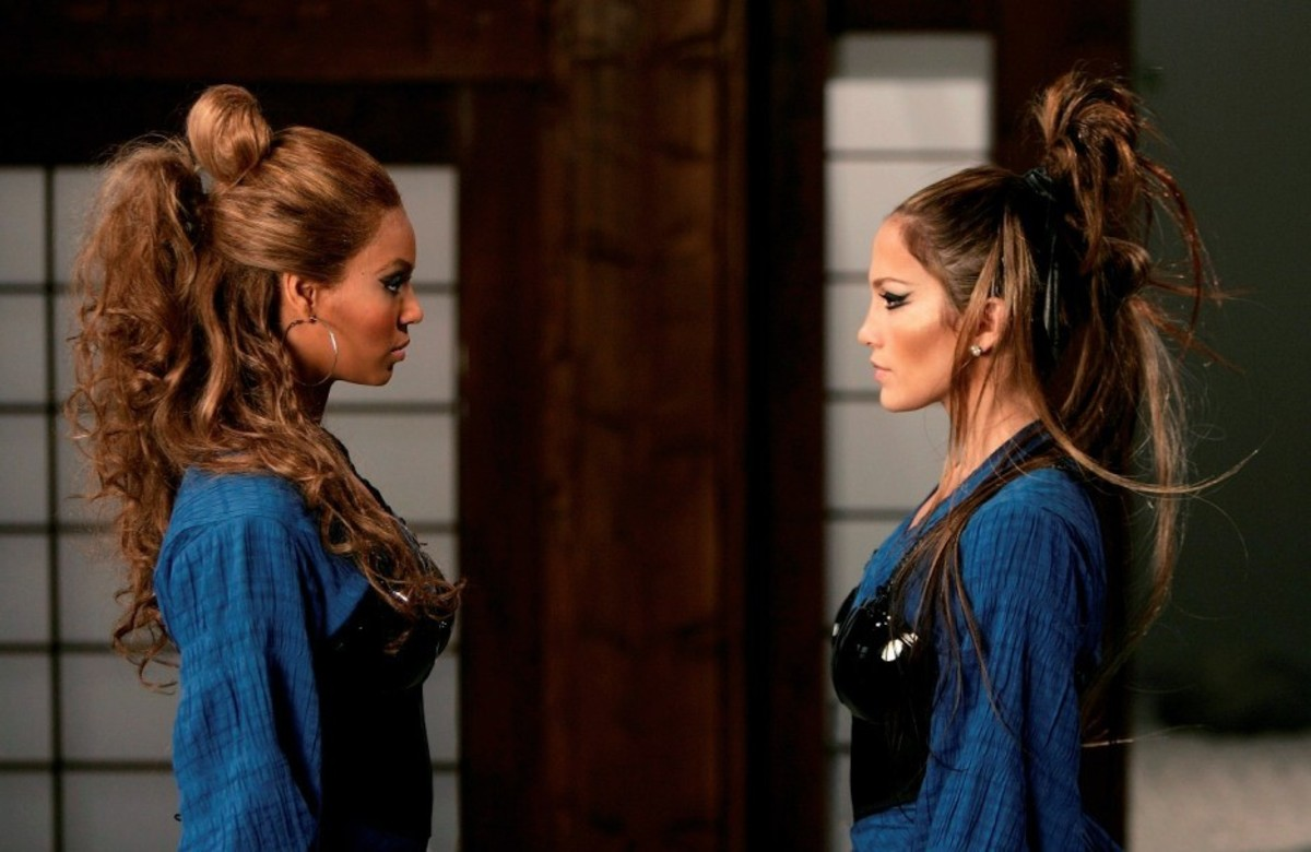 Pepsi Commercial with Jennifer Lopez and Beyonce