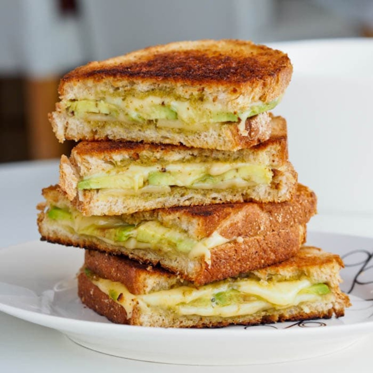Chicken, Pepper Jack, and Avocado