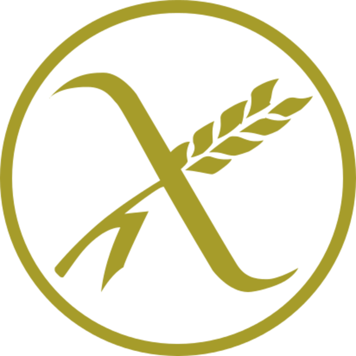 Gluten-free symbol.