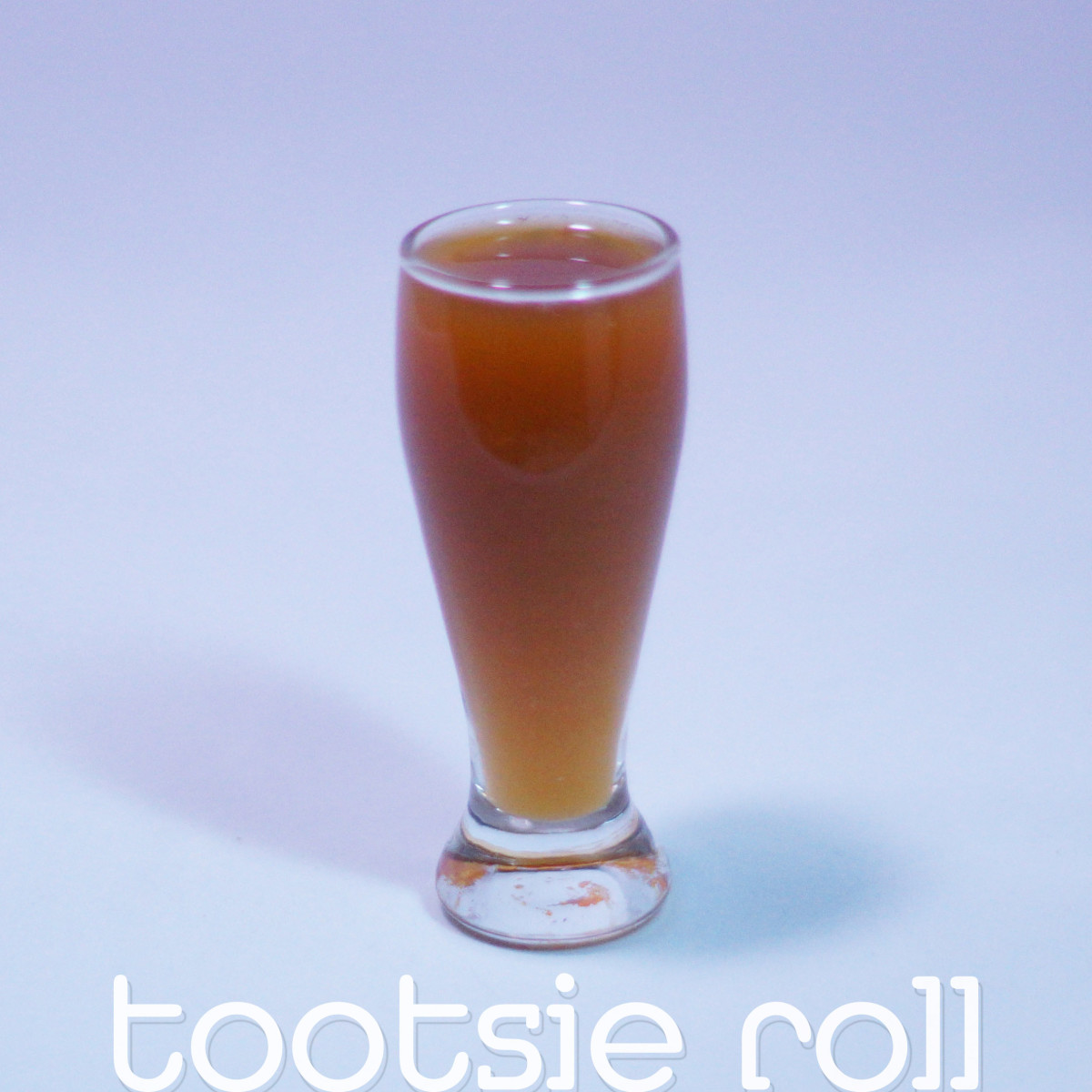 Tootsie Roll Shot