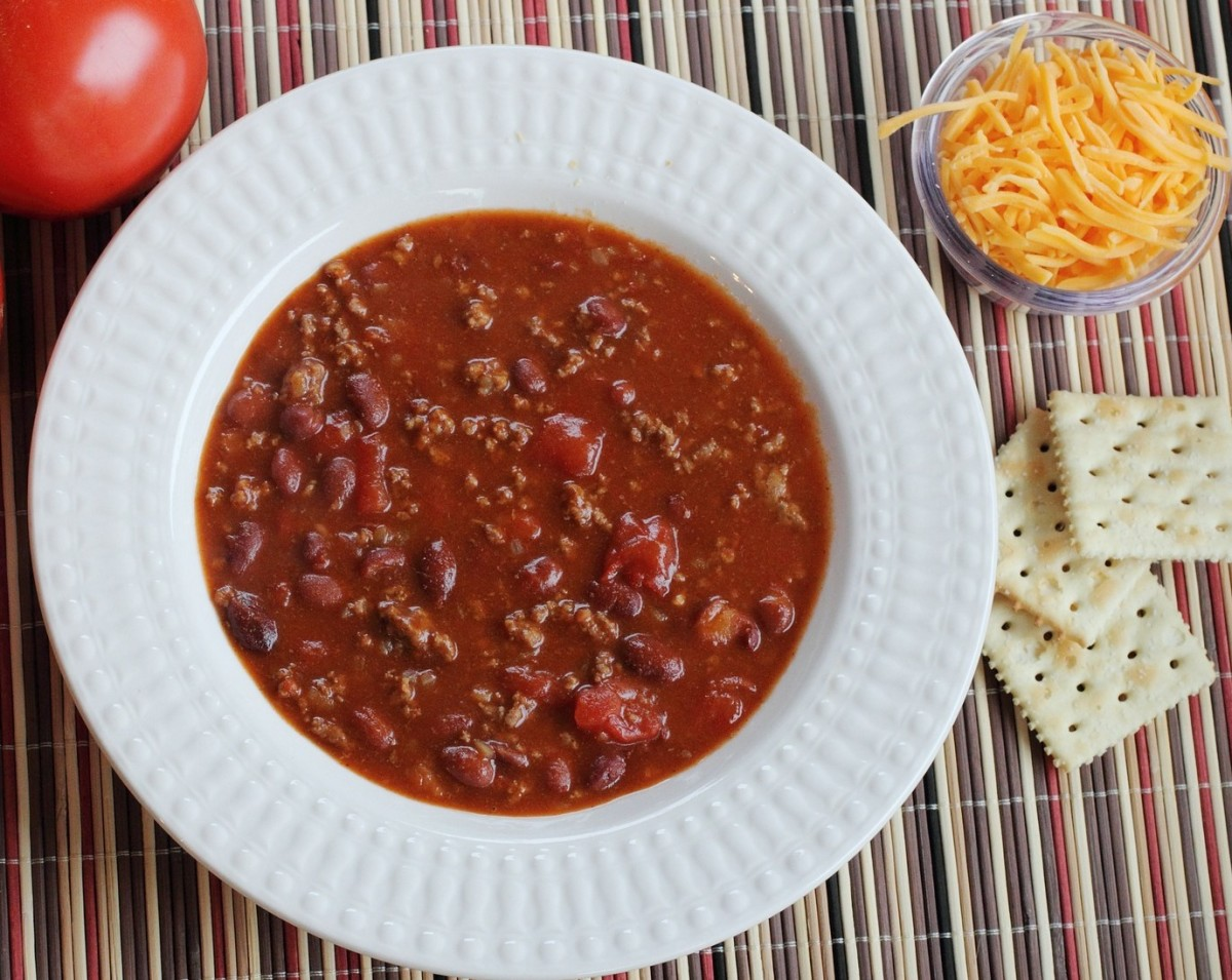 Beef Chili With Stout (and a Secret Ingredient)
