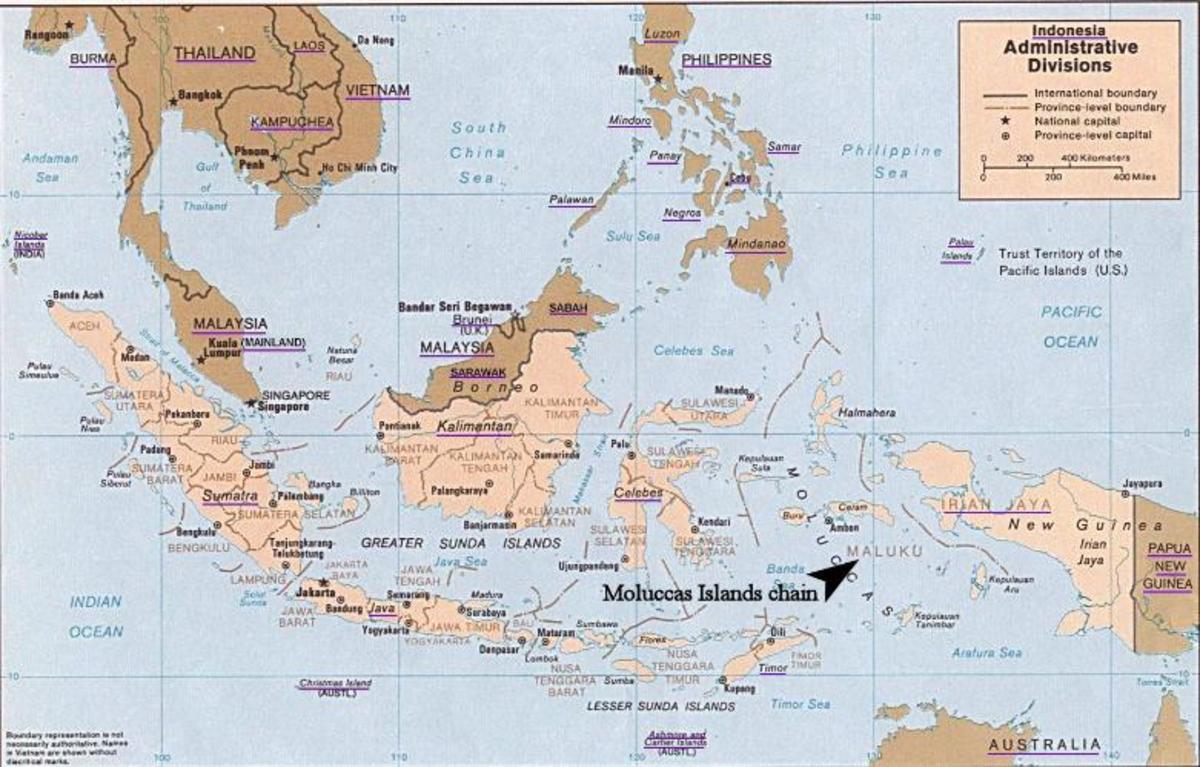 Moluccas