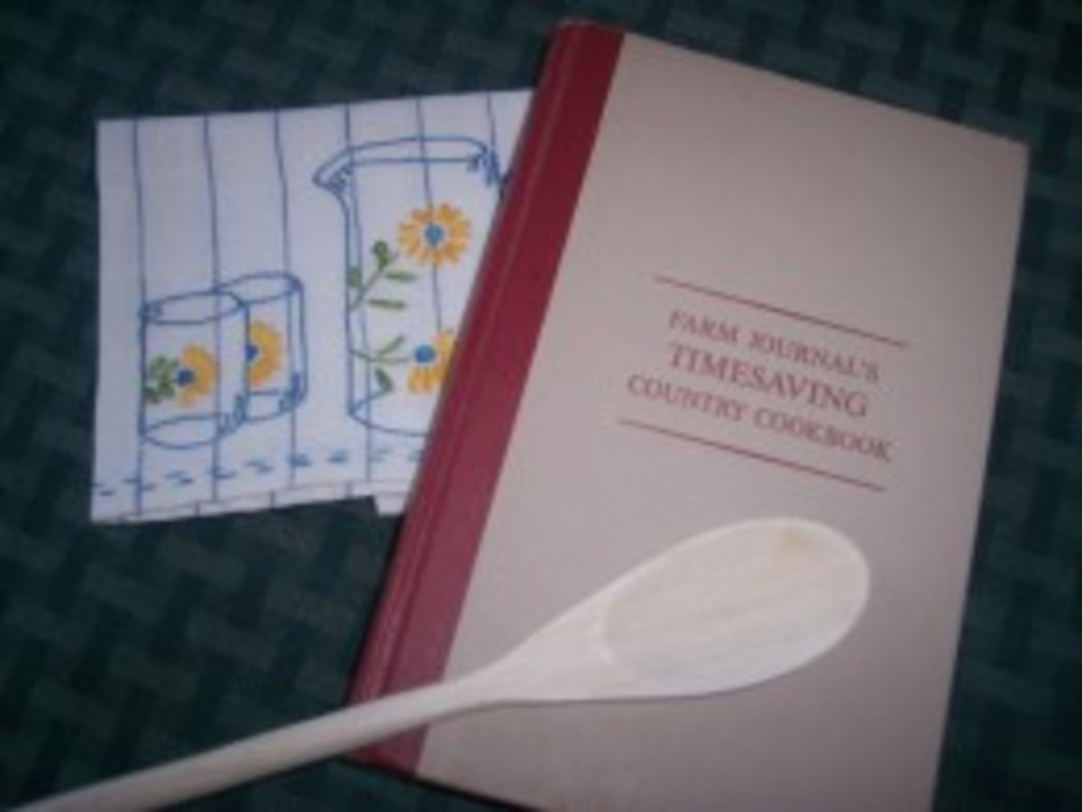 Farm Journal's Timesaving Country Cookbook