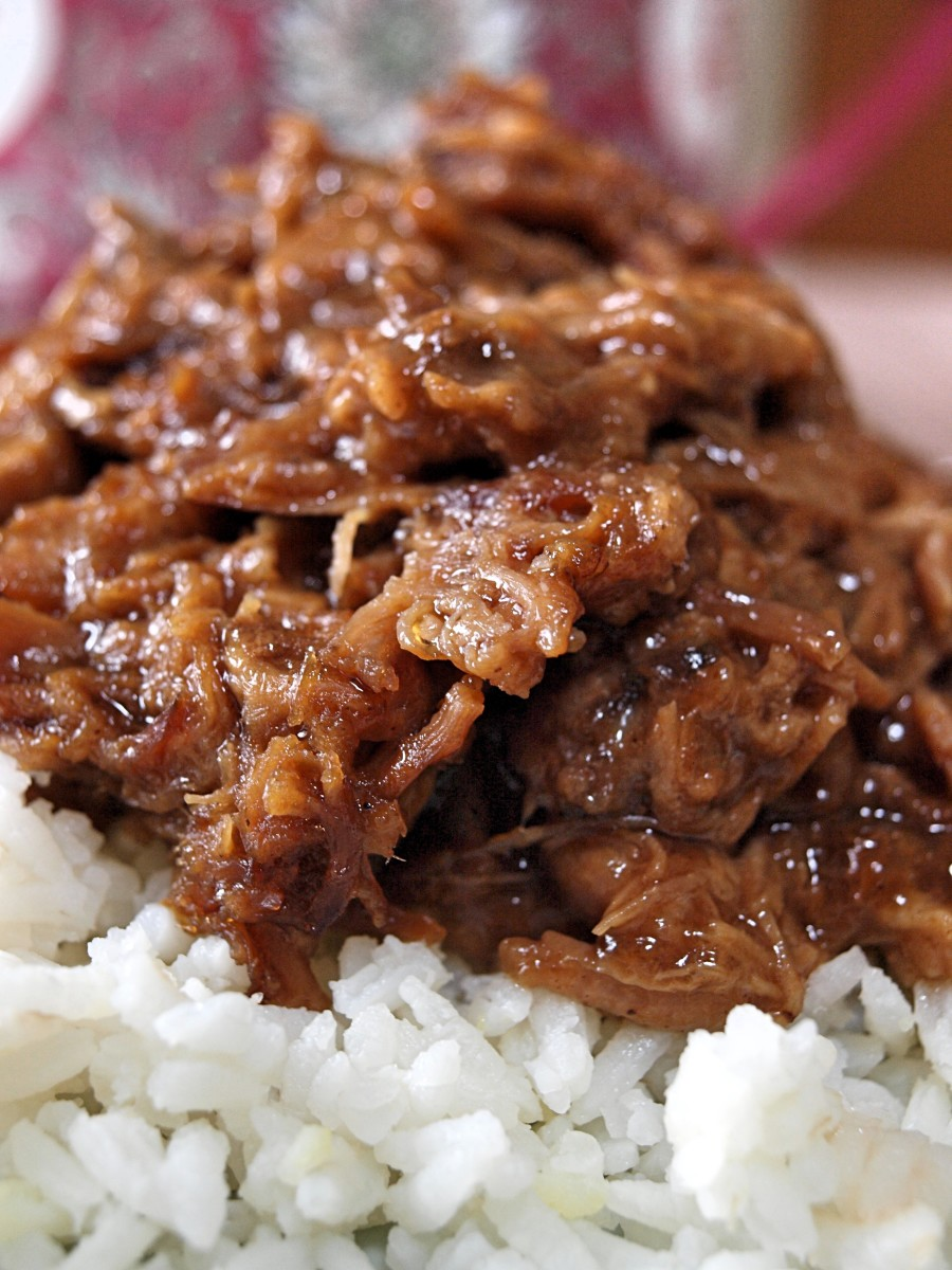 For a hearty slow cooker (crock pot) meal with an Asian flair, try this Chinese Five Spice Pork recipe.  It's sure to please the whole family.