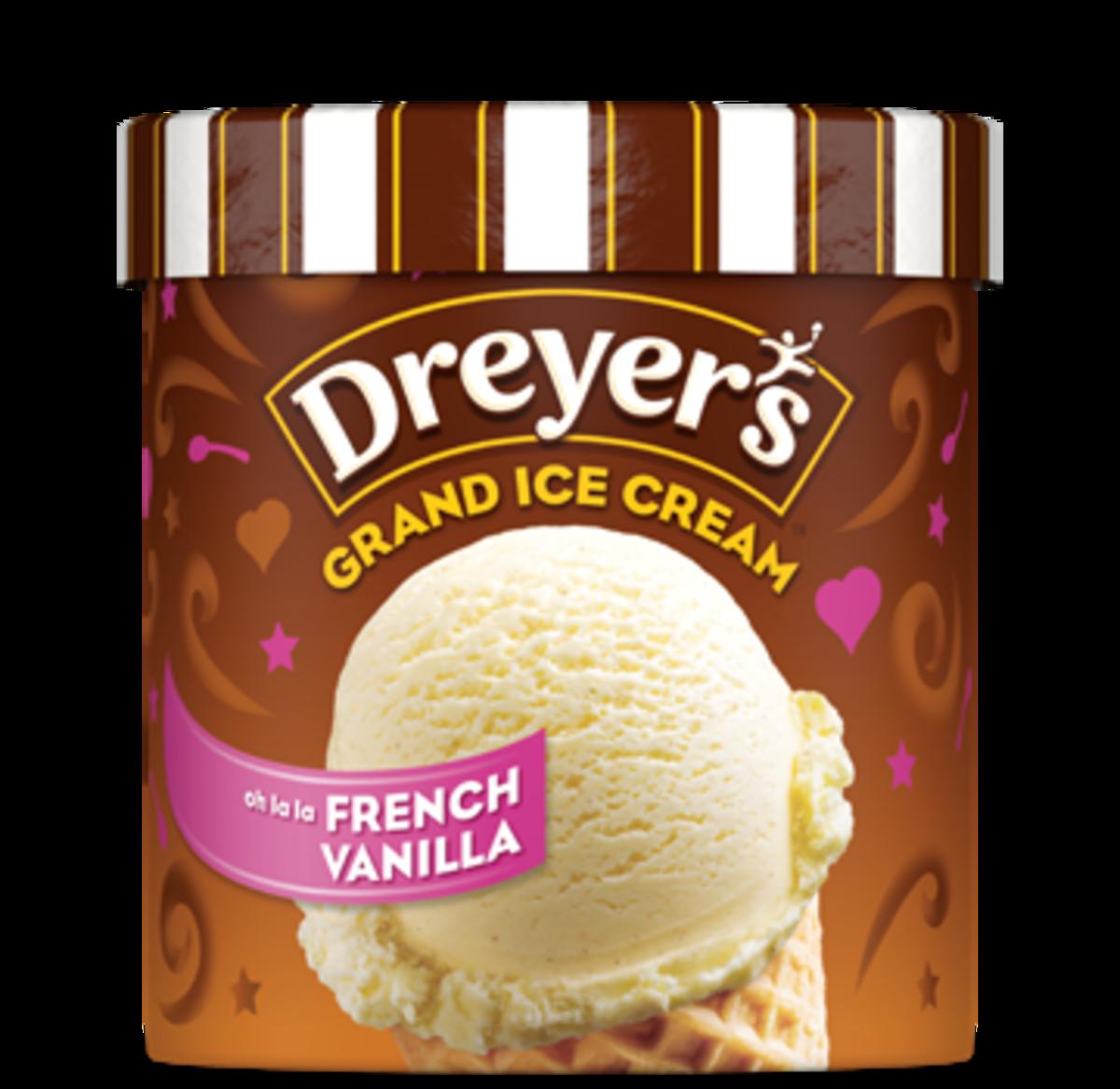 Dreyer's French Vanilla