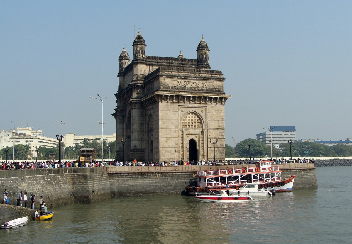 Gateway of India Monument, Mumbai