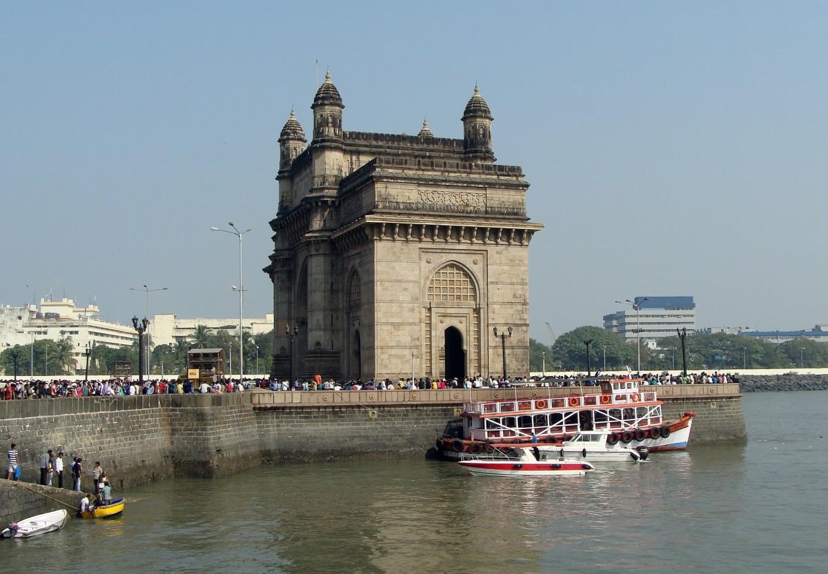 Gateway of India Monument, Mumbai