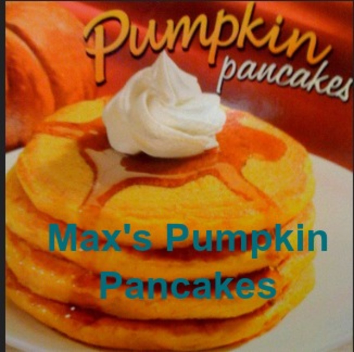 Fall Is the Time for Pumpkin Pancakes