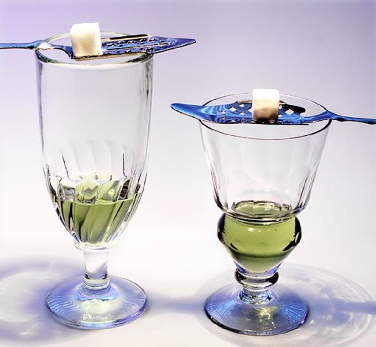 The Sinister Reputation of Absinthe