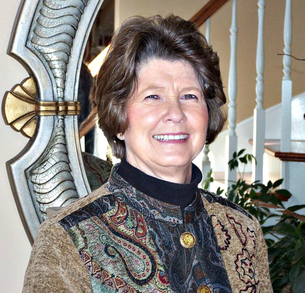 Carol L. Whitten Sullivan, Author of Duck Hill Mountain Cookin' III
