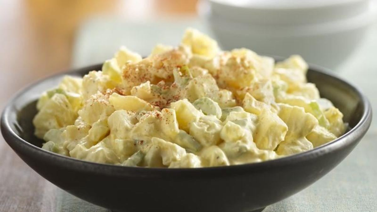 Potato Salad (basic recipe)