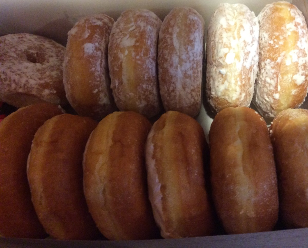 Why Are Doughnuts Called Doughnuts?