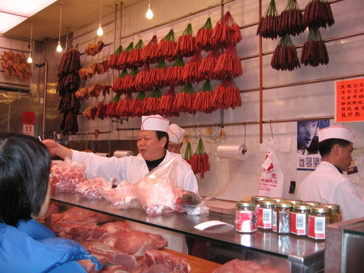 Taste Chinatown.