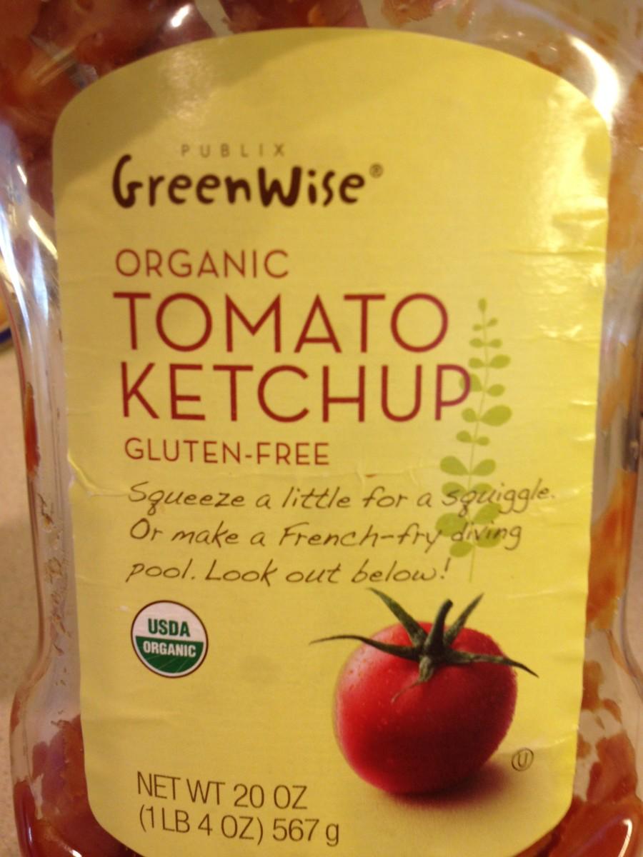 I try to use organic foods ingredients, but standard items will do nicely. The tomato taste compliments the maple flavoring.
