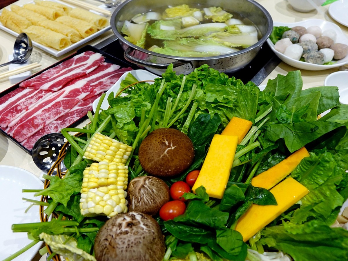 "Chinese-style hot pot is known as ""steamboat"" in Singapore. Some families also consider steamboat classic Reunion Dinner cuisine."