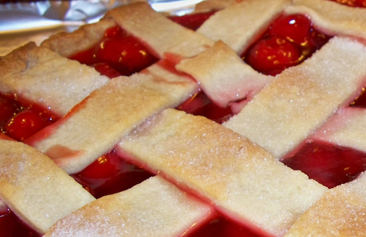 Deliciously Easy Cherry Pie