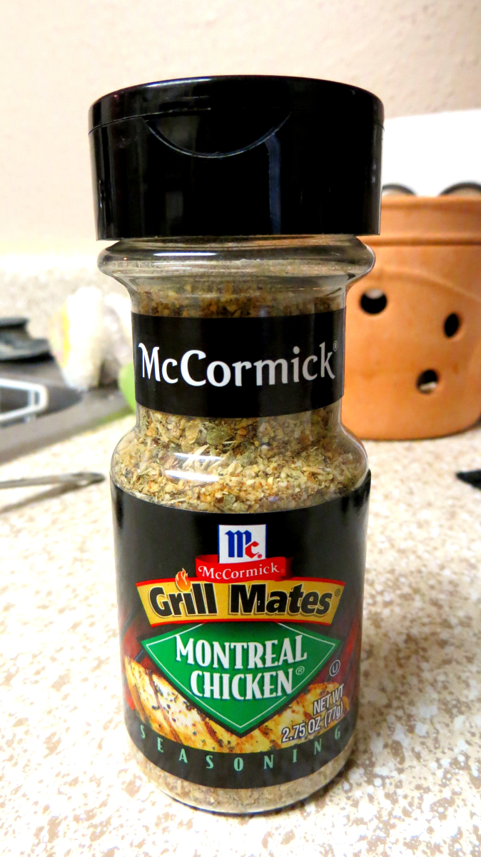 This is the seasoning I use with my sautéed mushrooms.