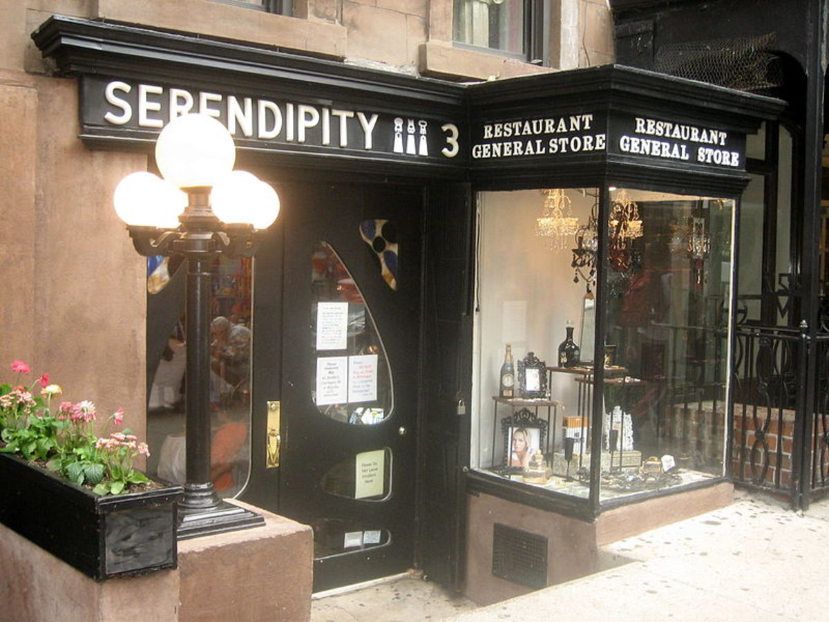 Serendipity 3 once offered the world's most expensive dessert.