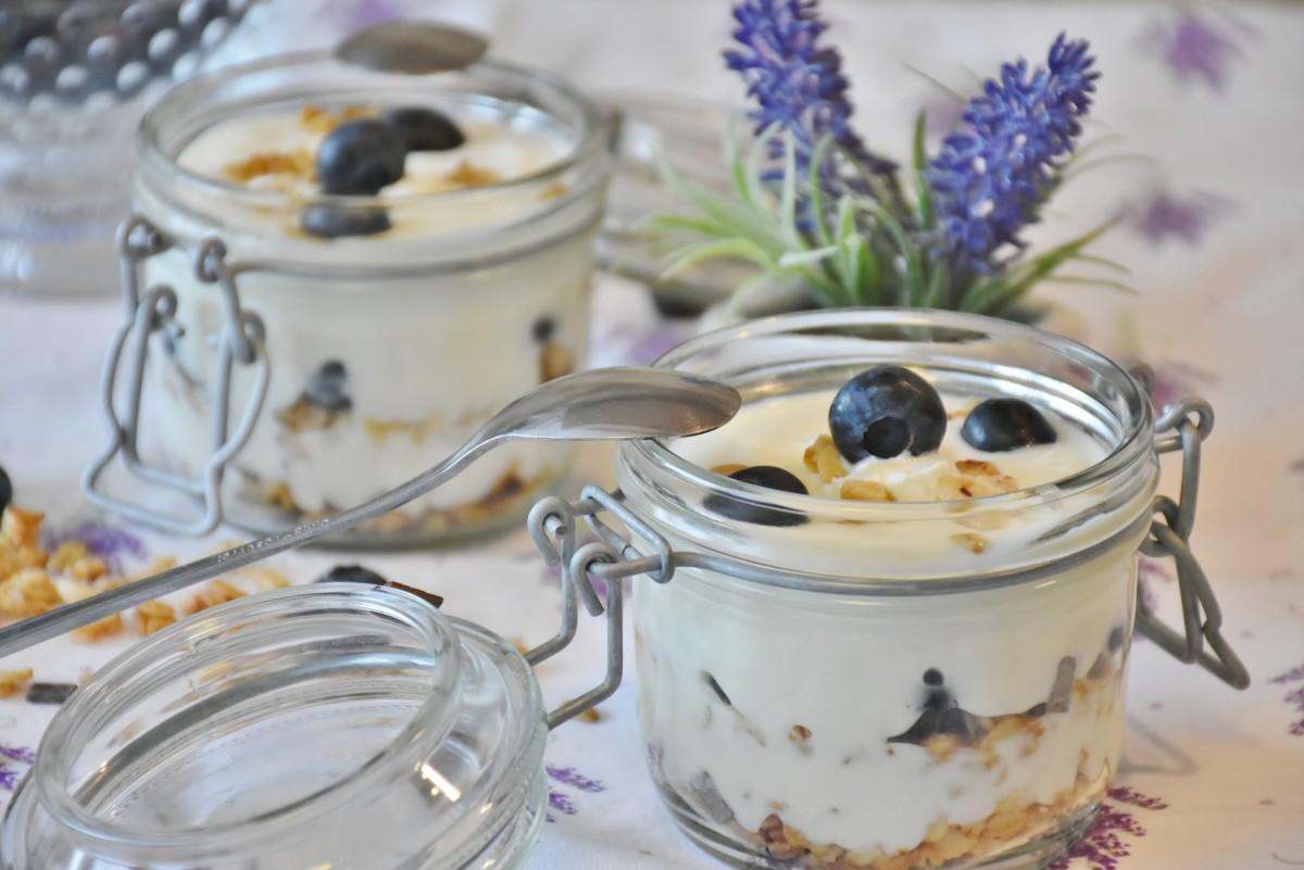 Yogurt is a truly versatile protein option.