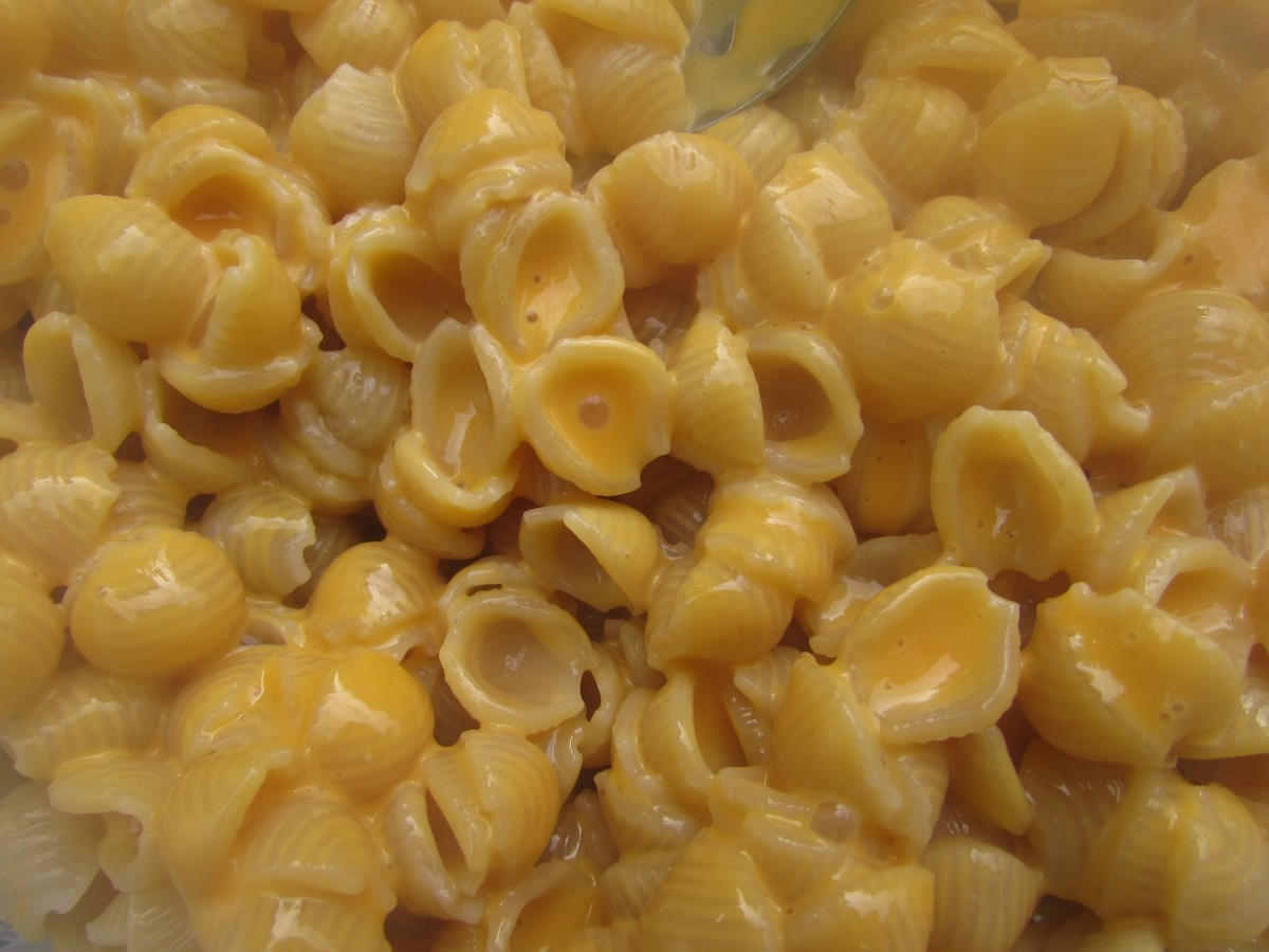 Creamy Baked Macaroni and Cheese (Just Like the Good Stuff in the Freezer)