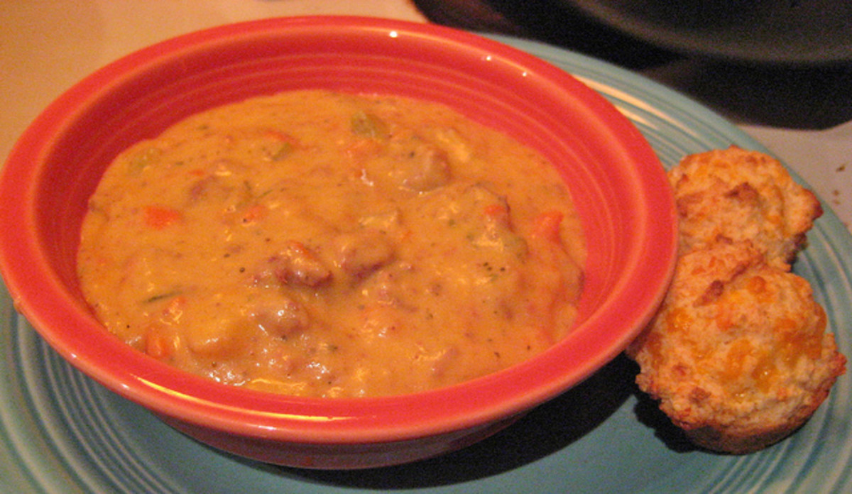 cheeseburger soup