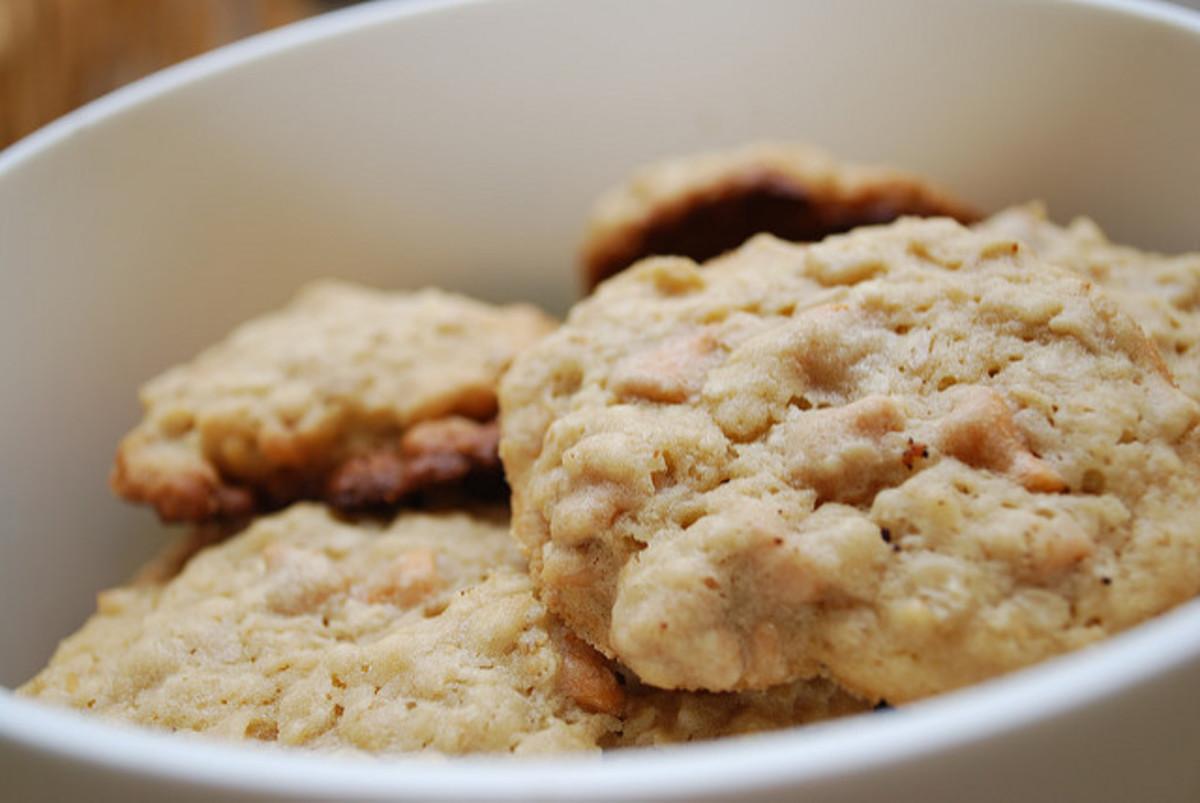 Oatmeal Macaroon Cookies