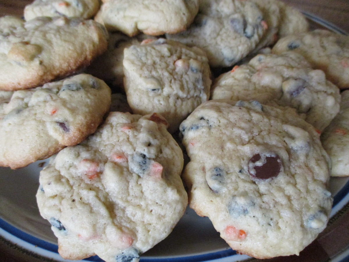 These cookies are really good!