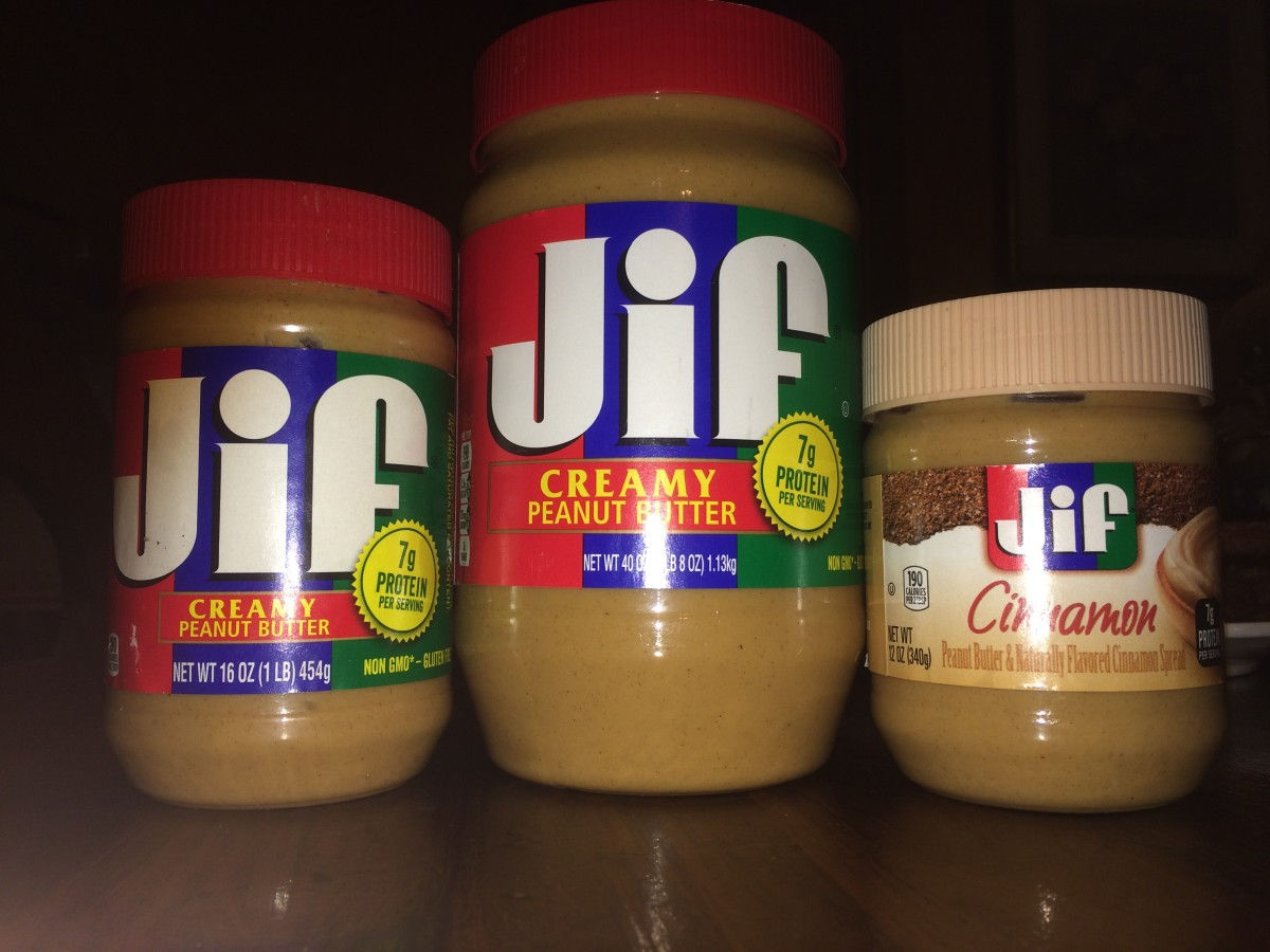 I received a free sample of my Jif Cinnamon Peanut Butter Spread, for testing purposes. That in no way influenced my opinion.