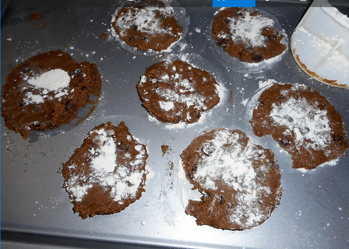 Too Sticky so I added flour