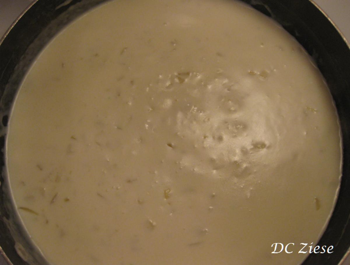 Roux for Potato Soup