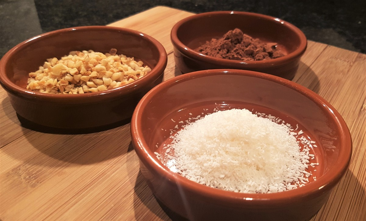 Toppings for Brigadeiro