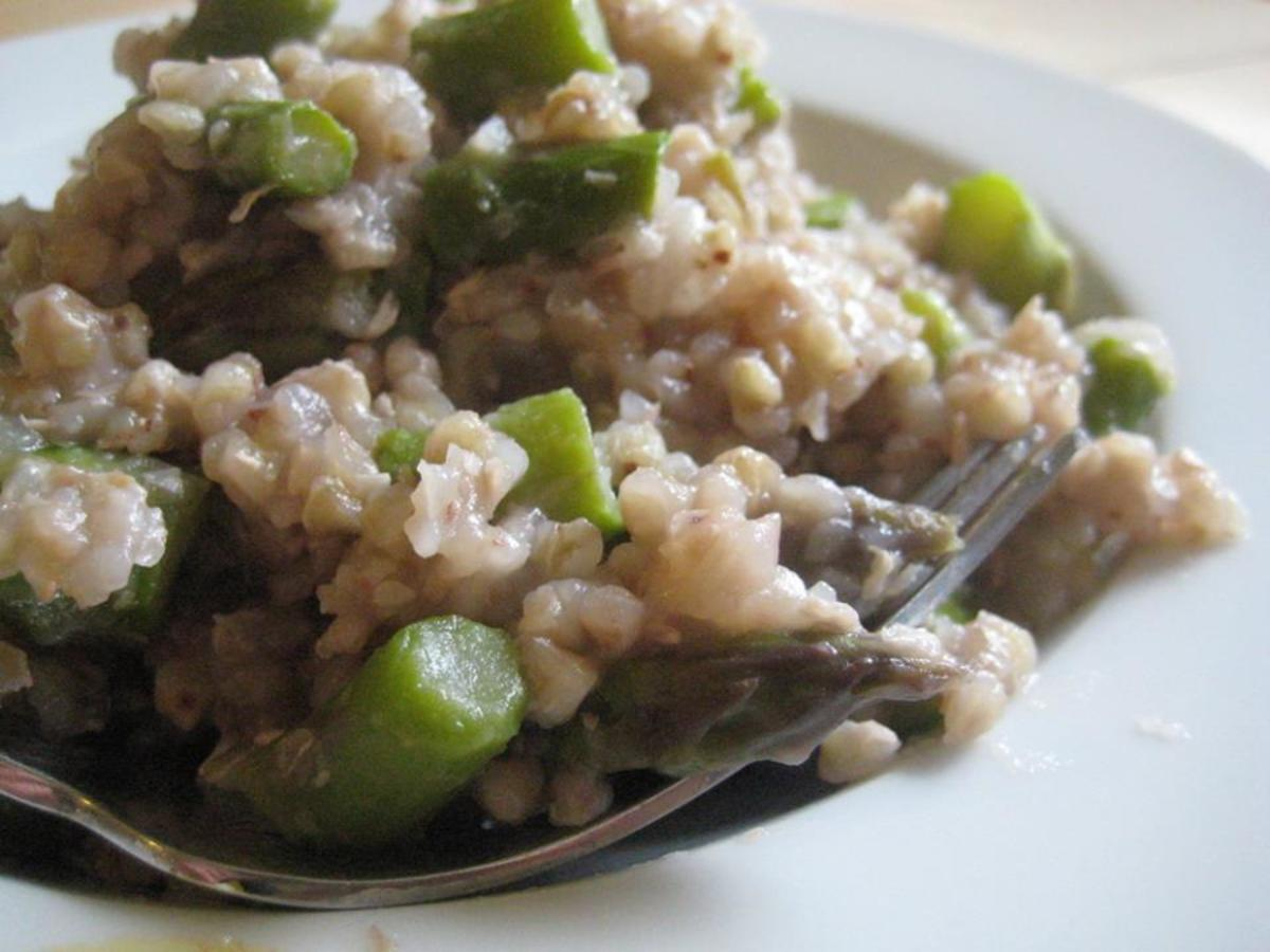 You can replace rice with buckwheat.
