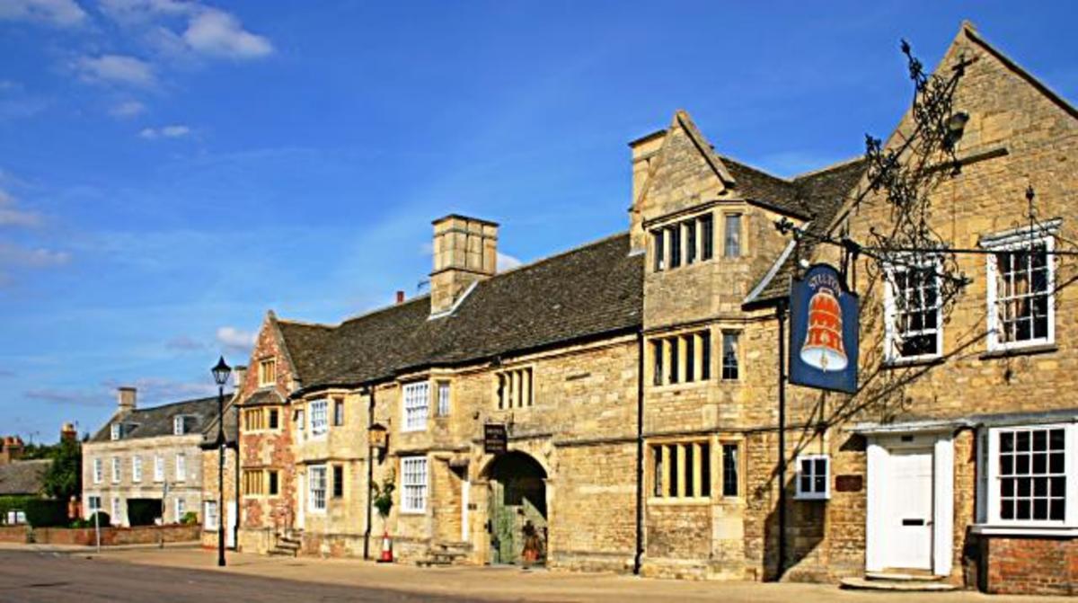 The Bell Inn, Stilton.