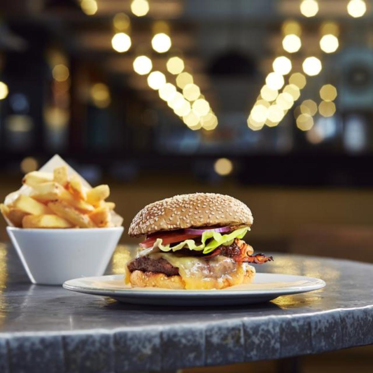 Burgers in Dublin