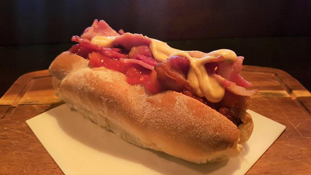Hotdogs in Dublin