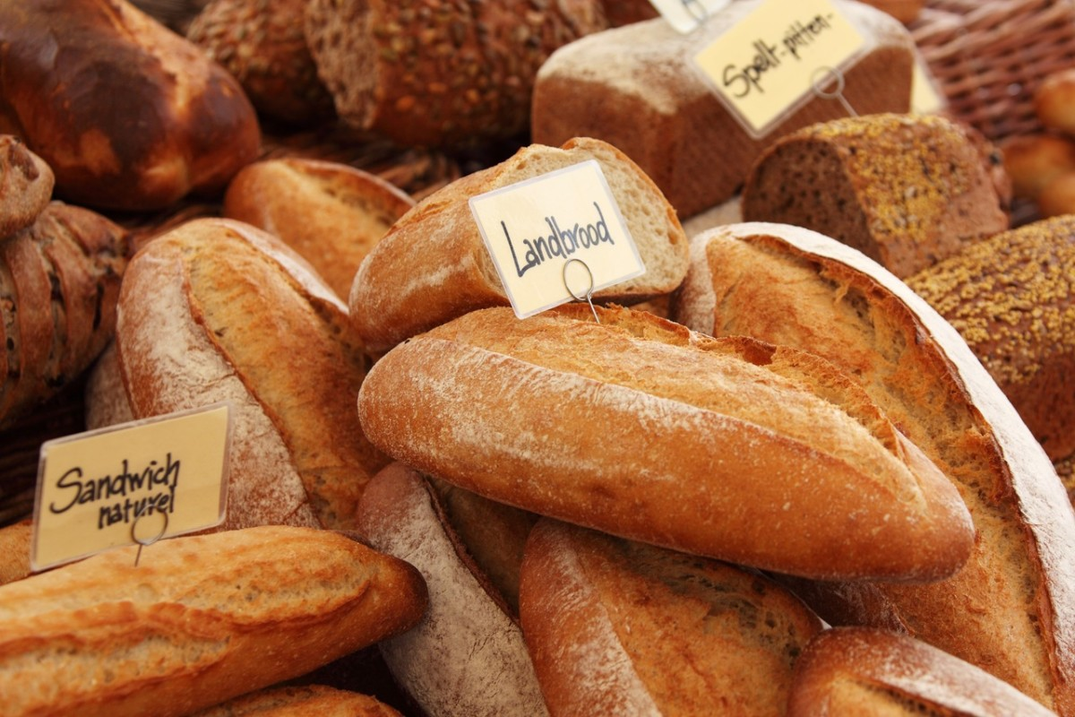 Buying a full loaf of bread will last you through the week, and you can use it in several tasty breakfast recipes.