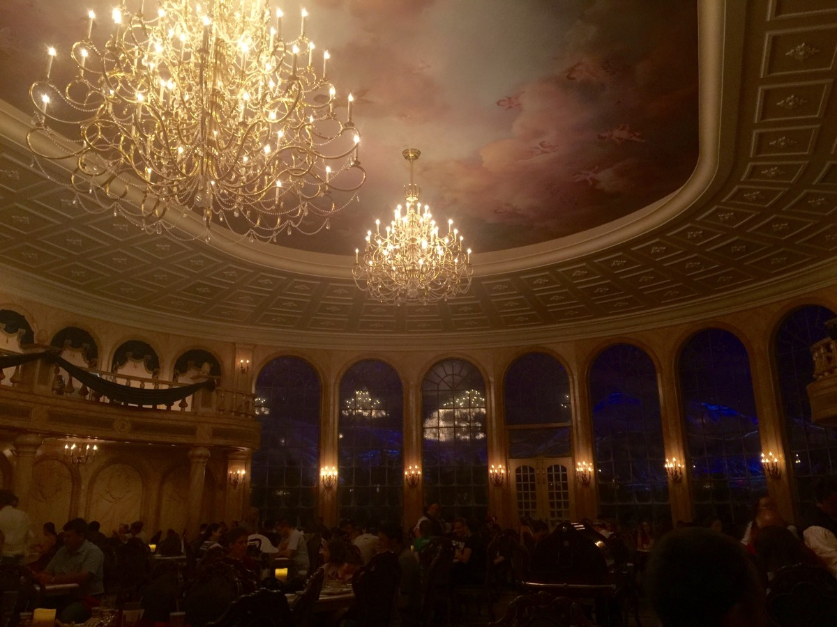 The Grand Ballroom dining room