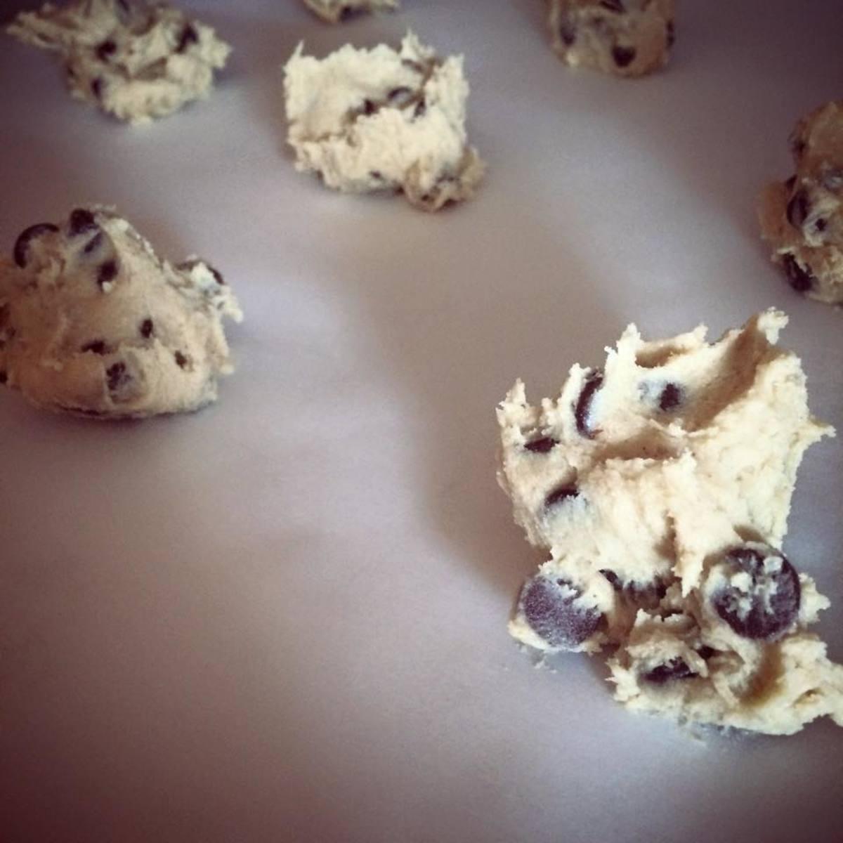 Cholee Clay Chocolate Chip Cookies