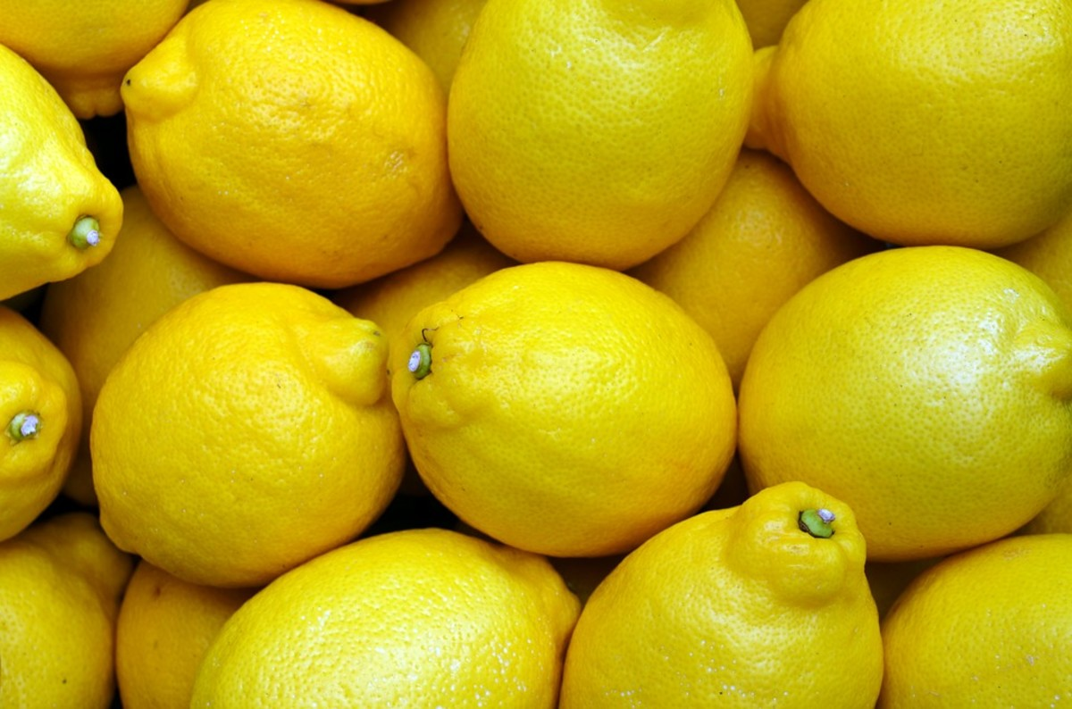 Detoxify your liver by drinking a large glass of water with lemon first thing in the morning.