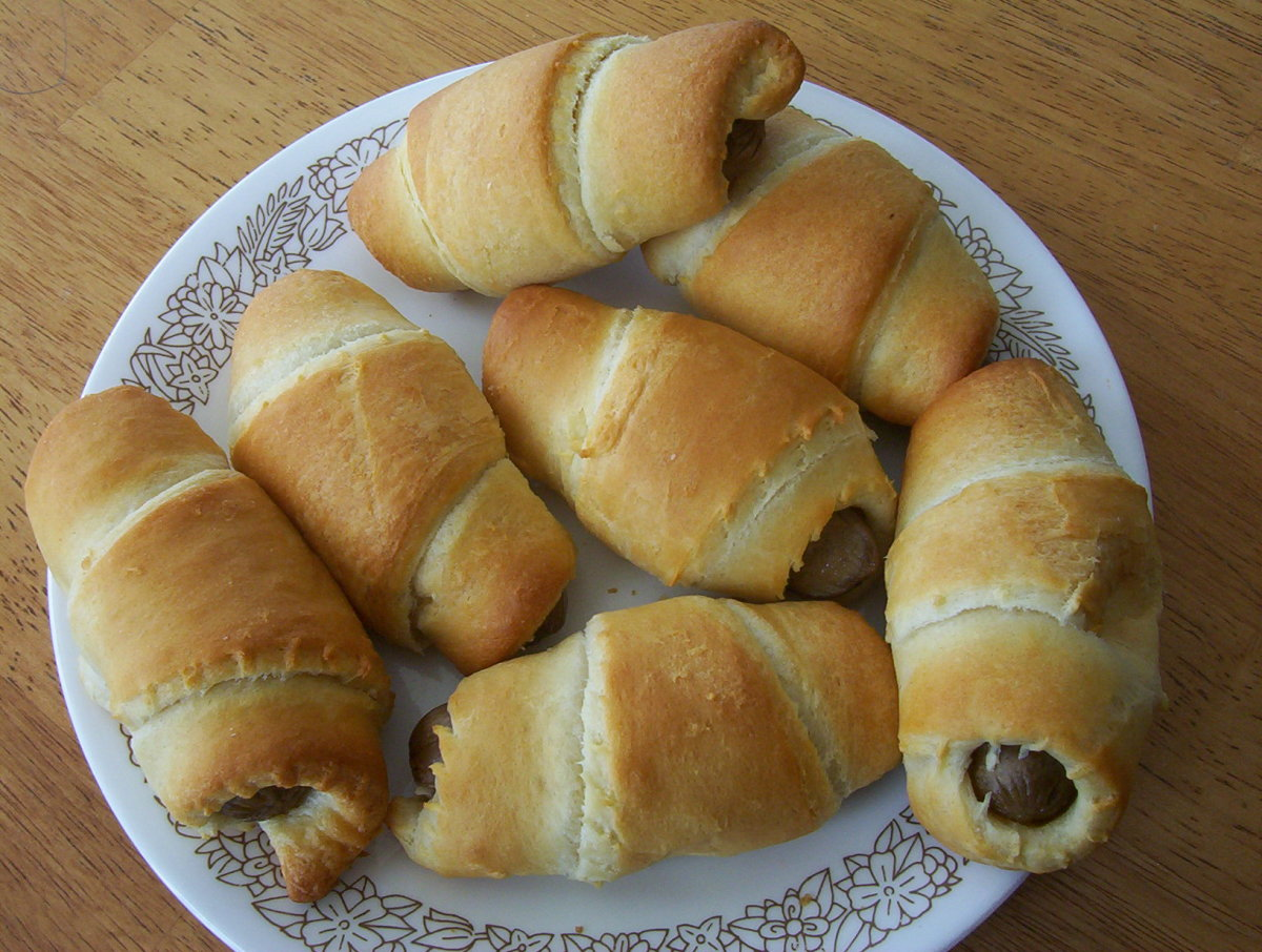These croissants are easy to make for your family or overnight guests on a busy morning.