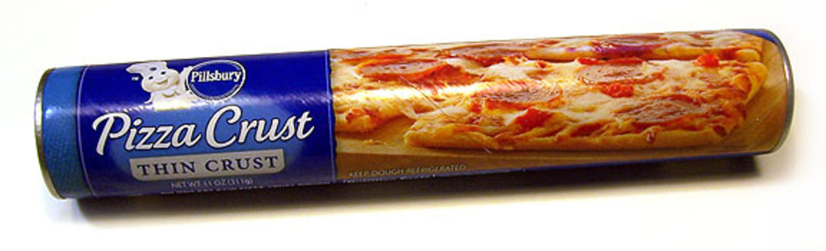 "This Pillsbury's pizza crust is an ""accidentally vegan"" product."