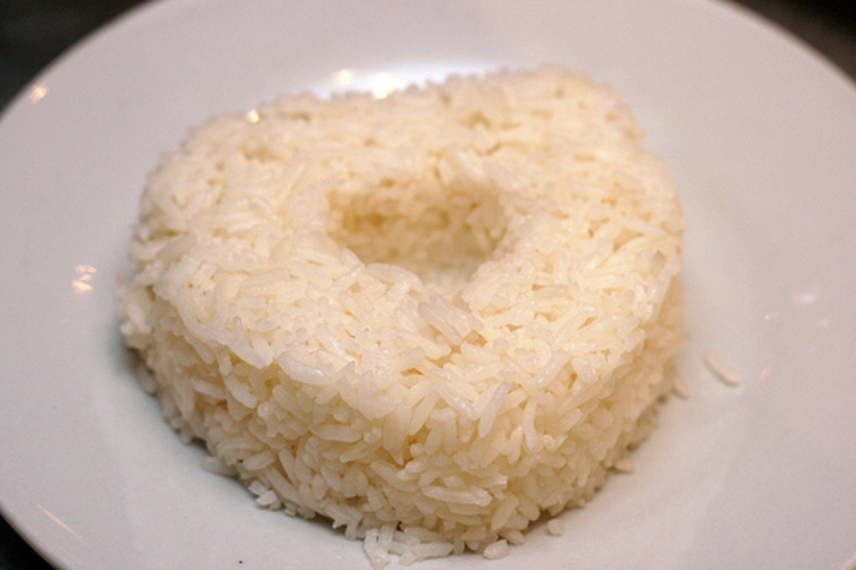 5 Ways to Revitalize Rice