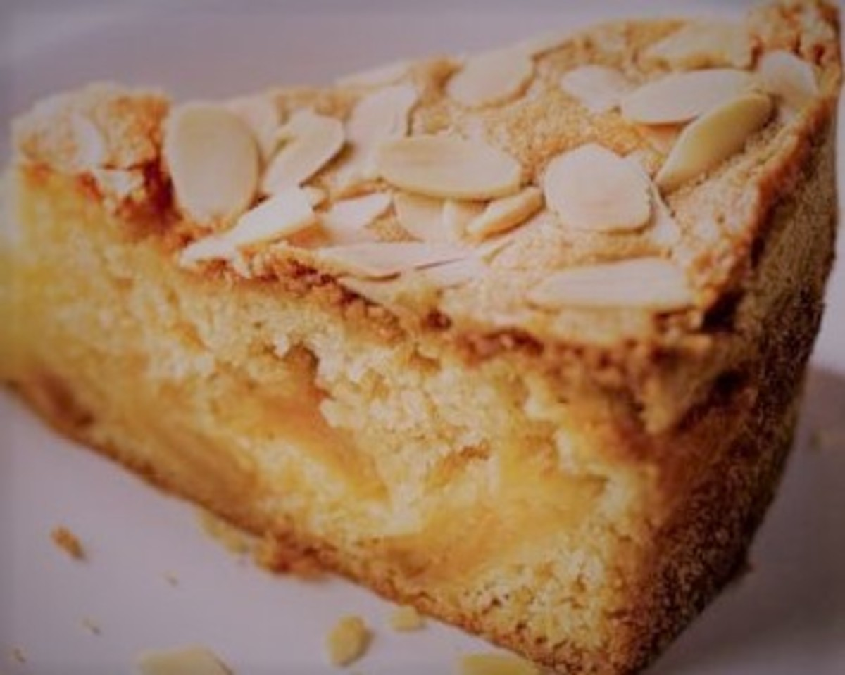 Mary Berry Apple Almond Cake Recipe