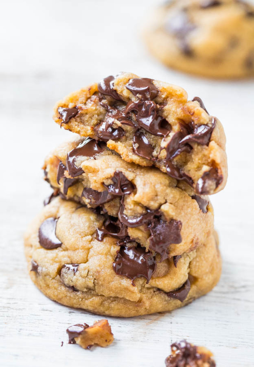 This chocolate chip cookie recipe is simply the best.