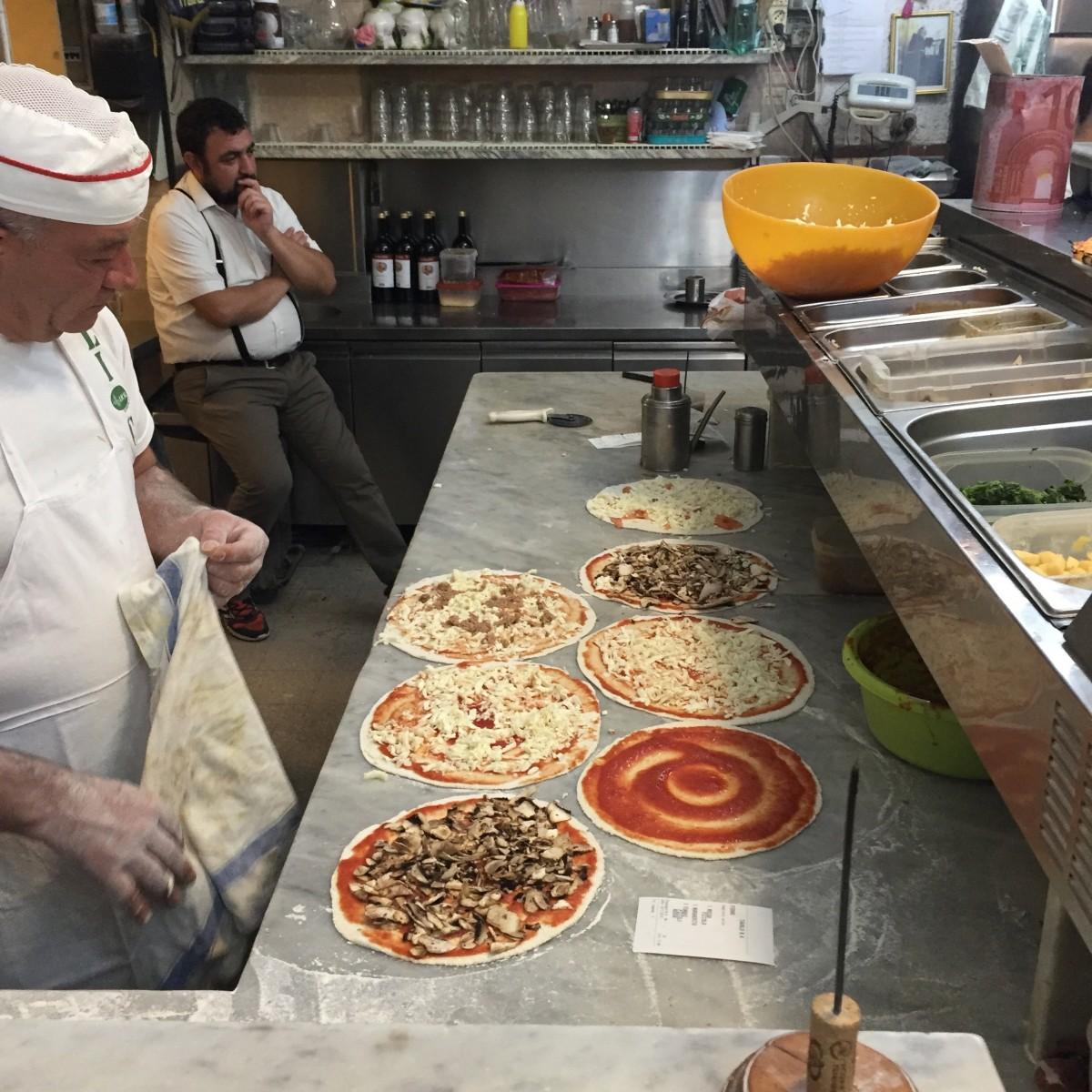 Pizzeria Formula 1