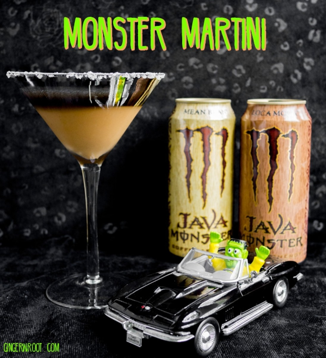 A Monster Martini
