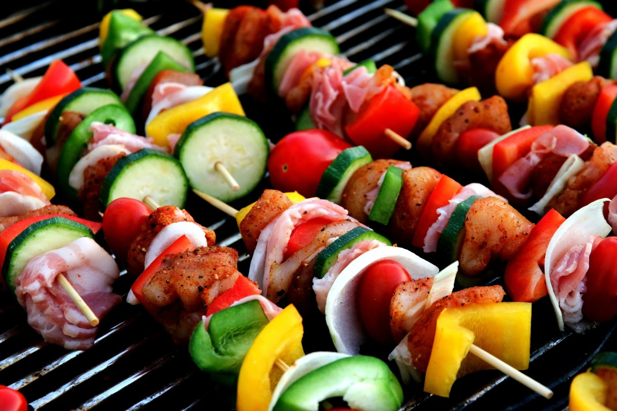 Exploring Kebabs and All Foods Cooked on a Stick
