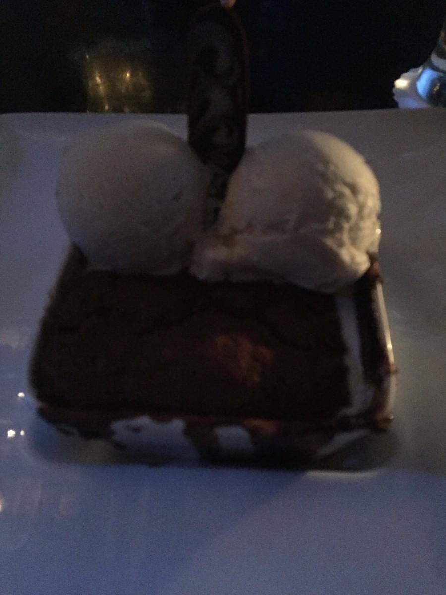 The fever dessert at Better Than Sex
