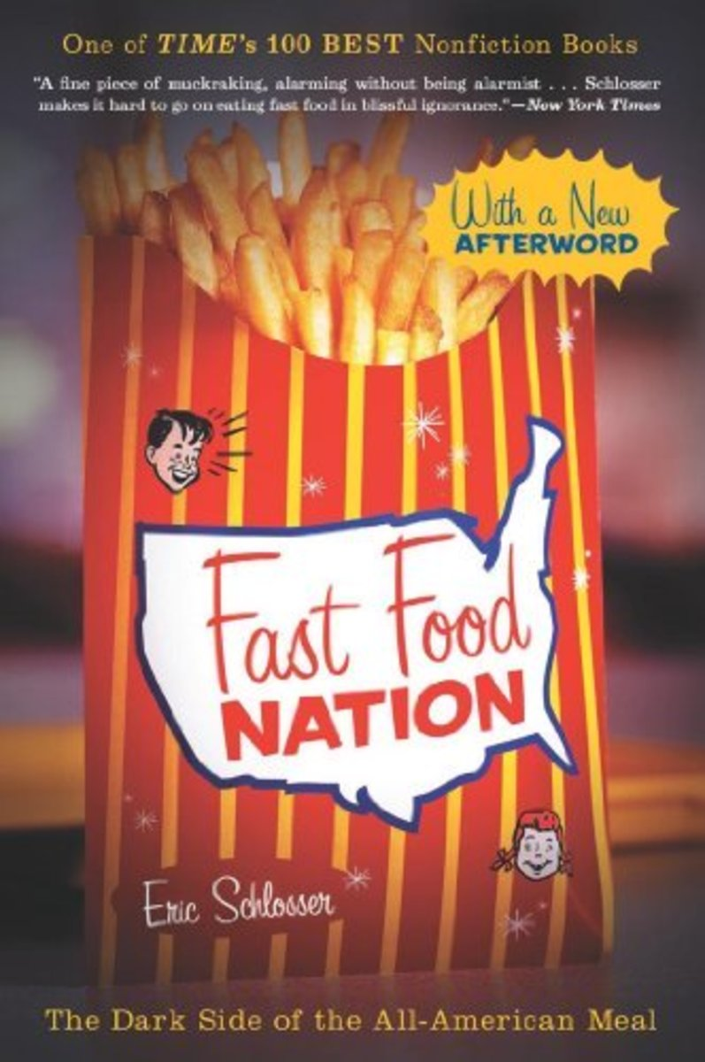 """""""Fast Food Nation"""" is a good read"""