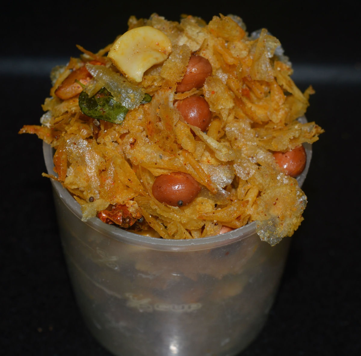 A Quick Recipe for a Spicy Beaten-Rice Snack Called Poha Chivda